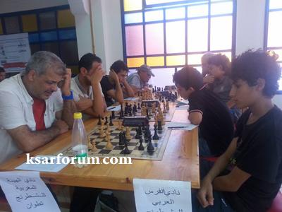 جمعية الفرس العربي للشطرنج تحقق نتائج مميزة في بطولة عصبة الشمال