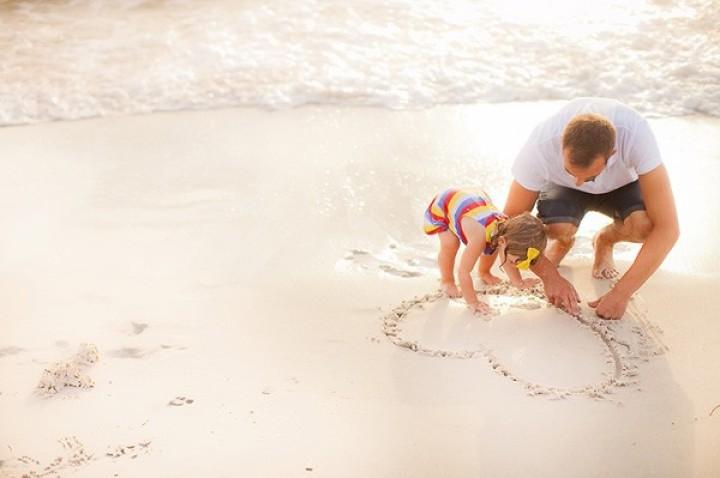 مشاركة الزوج في تربية الأبناء