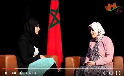 لقاء خاص مع الشيف خديجة الصغيرة الحاصلة على الدرع الفضي من يوتوب