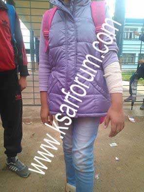 مدرسة واد الذهب : محاصرة أستاذ مريض نفسيا بسبب اعتدائه على تلاميذه