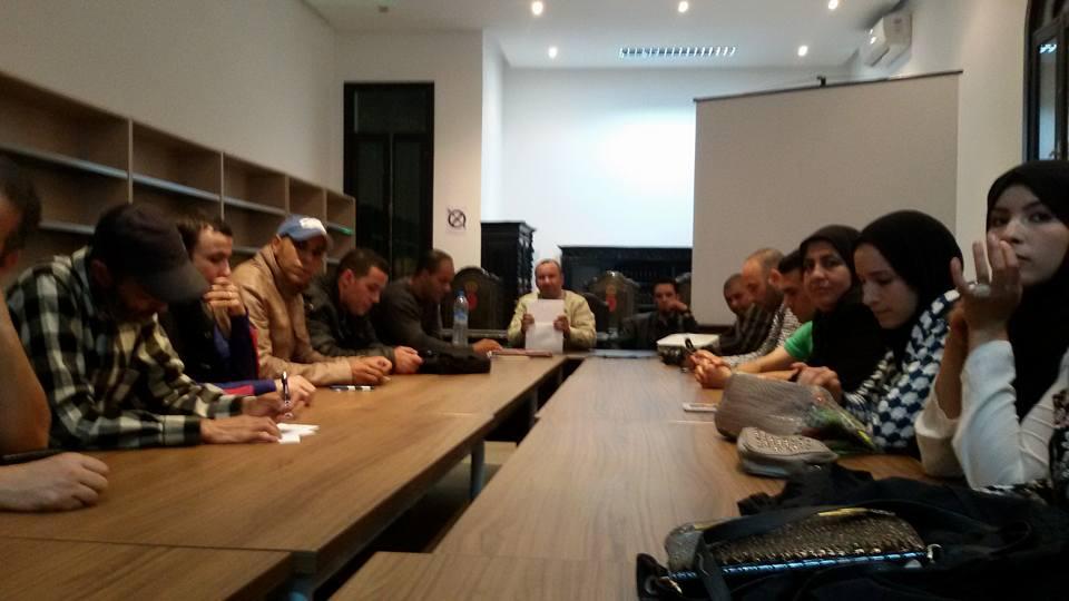 محمد شعشوع رئيسا لمنتدى ابيدوم للاعلام و التواصل خلفا لمصطفى العبراج