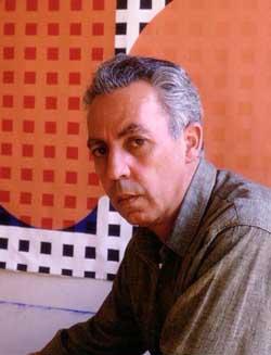 محمد أطاع الله رائدا للفن التشكيلي المغربي