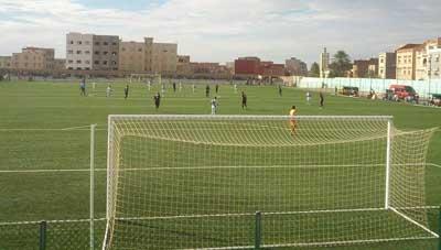 لقاء كروي بين قدماء النادي القصري و قدماء المغرب التطواني