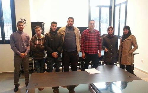 جمعية الجيل الجديد تجدد الثقة في يونس البركاكي رئيسا لها