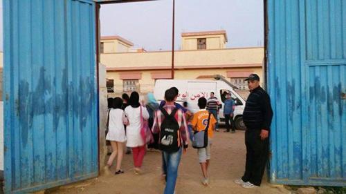 جمعية الأمهات و الآباء بالطبري الاعدادية تتقدم بالشكر الجزيل لعناصر الأمن المدرسي