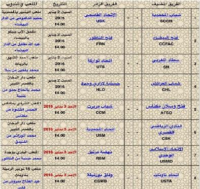 تحليل الدورة 14 من بطولة الهواة شطر الشمال : إتحاد تاونات لتعزيز مكانته والنادي القصري ﻹعادة توازنه وقمة تاريخية في المحمدية.