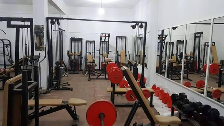 دوار العسكر : افتتاح نادي لكمال الأجسام مجهز بأحدث الآليات