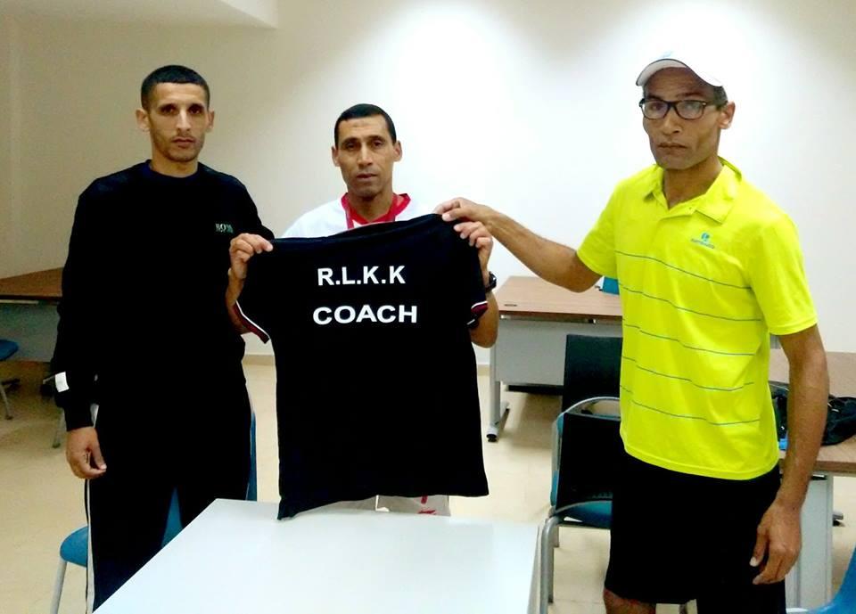 """"""" صالامنكا """" مدربا جديدا لنهضة لكوس لكرة القدم داخل القاعة"""