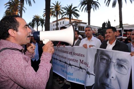 الصحافي الريسوني: أعيش مشاكل تحريريَّة .. وسألجأ إلى التصعيد