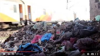 تحقيق : الاختلالات البيئة بالسكة الحديدية