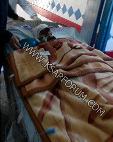 أحد ضحايا حادثة طريق أولاد احميد يفارق الحياة