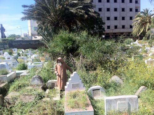 الجمعية الوطنية لحقوق اﻹنسان تصدر بيان حول مقبرة مولاي علي بوغالب