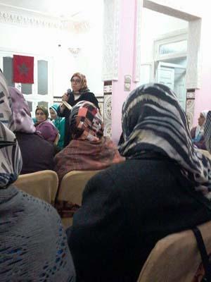 جمعية أمومة تحتفي بذكرى المولد النبوي الشريف