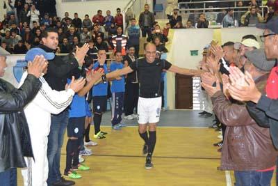 نادي لكوس القصر الكبير يهزم فريق مونبيلي الفرنسي بعشرة أهداف مقابل سبعة