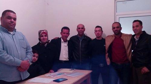 حمزة كرمون رئيساً جديدا للهيئة الوطنية لحقوق الإنسان فرع القصرالكبير