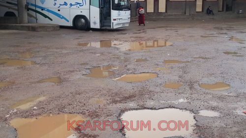 بكور يطالب بفتح  تحقيق في موضوع التشغيل بالمحطة الطرقية