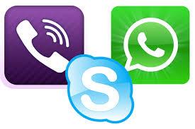 تحدي شركات الاتصالات … الحل لمنع واتساب ، سكايب و فيبر