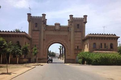 أكبر أحياء القصر الكبير كثافة سكانية بدون ثانوية تأهيلية
