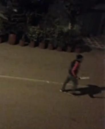مراهقون يروعون حي الأندلس للمرة الثالثة ـ فيديو ـ