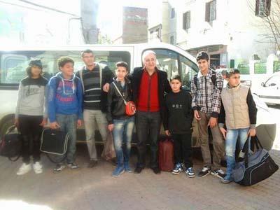 جمعية الفرس العربي للشطرنج تشارك في المهرجان الوطني الحادي عشر لشطرنج الطفل