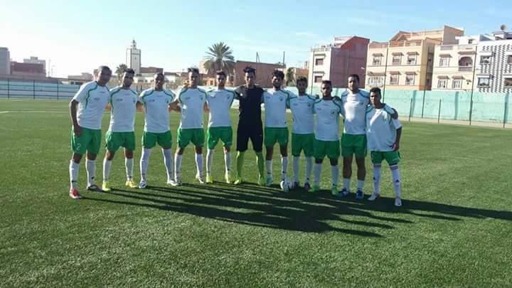 انتصار النادي القصري بفضل جمهوره ومحبيه