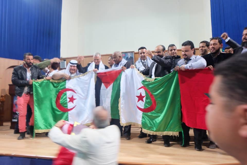 مؤسسة مهرجان القصر الدولي للمسرح حققت أهداف التوأمة بين مهرجان المسرح المغاربي بولاية الوادي الجزائر