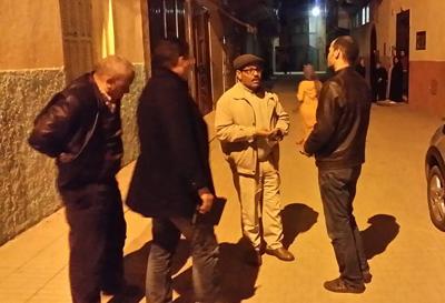الشرطة تقتحم بيت بوغالب بالة الكاتب المحلي ل CDT لهذه الأسباب