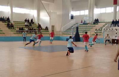 كرة القدم المصغرة: نادي لكوس ينهزم ضد فريق الجمعية الرياضية مارتيل