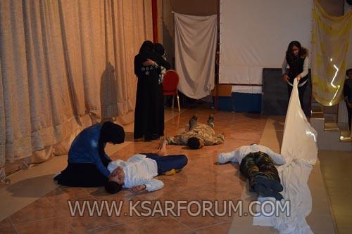الثانوية المحمدية تحتضن أمسية فنية من تنظيم نادي الشهاب للمسرح