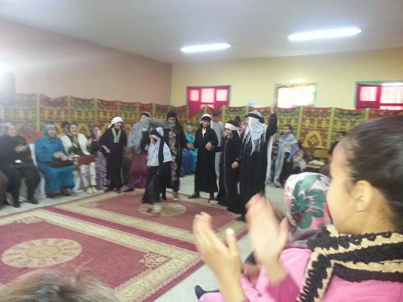 مدرستي الشهيد الزرقطوني و علال بن عبد الله ينظمان حفلا تربويا