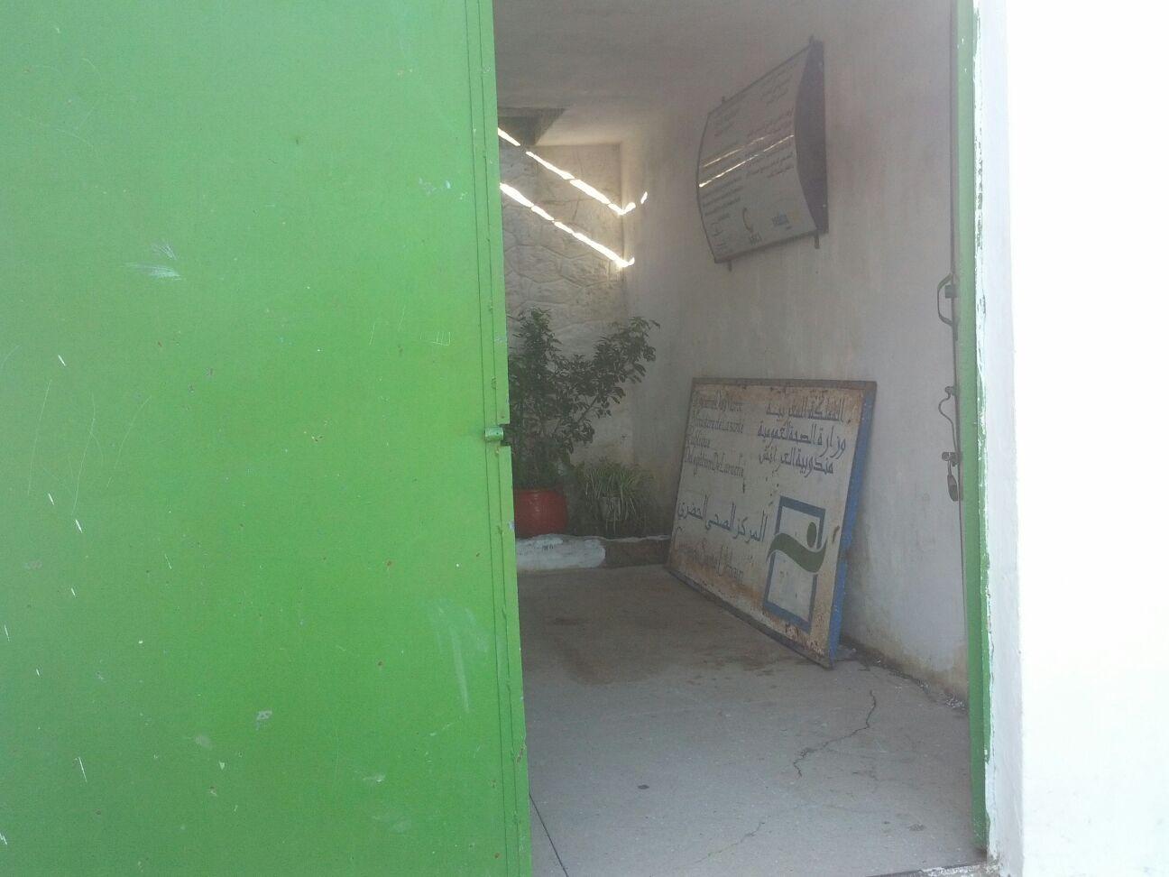 تلقيح الأطفال بالمركز الصحي باب الواد يمر في أجواء عشوائية