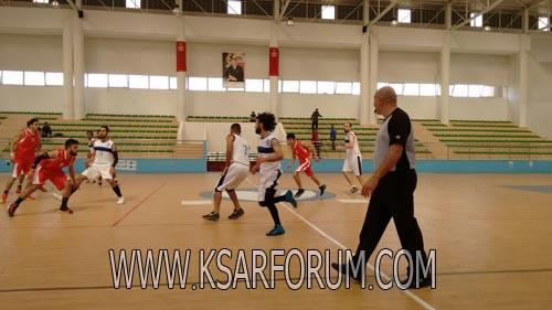 كرة السلة: نادي لكوس القصر الكبير ينهزم أمام طلبة تطوان