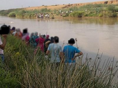 سوق الطلبة: انتشال جثة طفل غرق بواد واروور