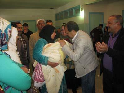 أزيد من 600 طفل استفادوا من حملة الختان الجماعية المنظمة من طرف الجماعة الترابية القصر الكبير