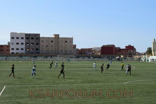 النادي القصري يتجرع هزيمة مرة أمام اتحاد اتواركة بخسمة مقابل اثنين