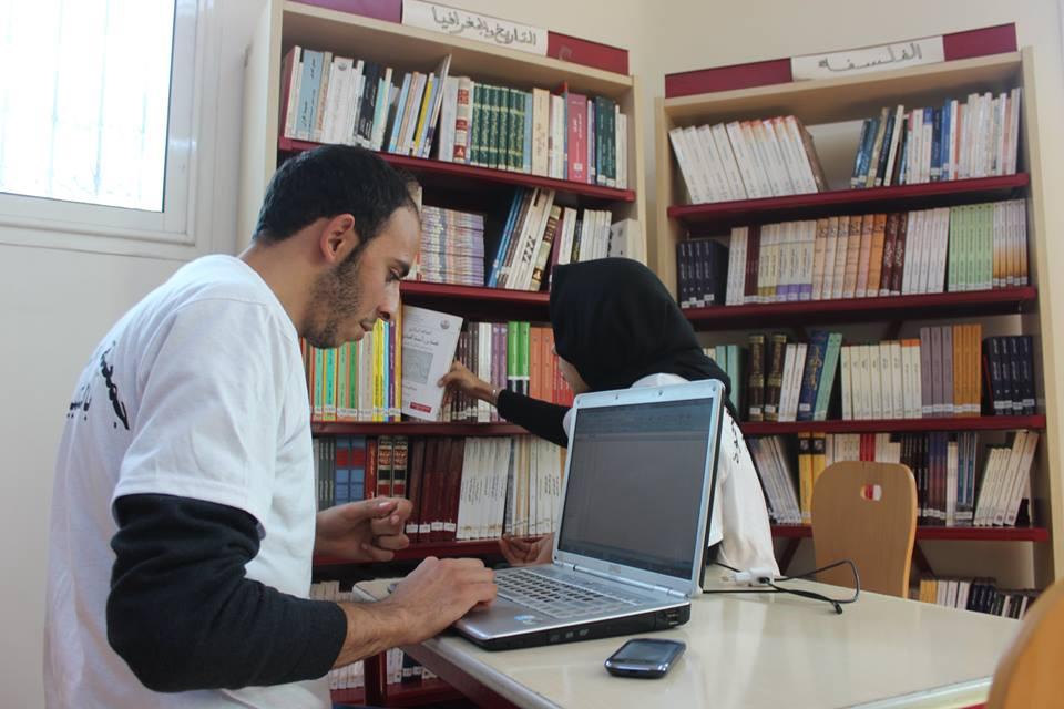 """جمعية شباب الصحوة تطلق من جديد حملة """"تبرع بكتاب"""""""