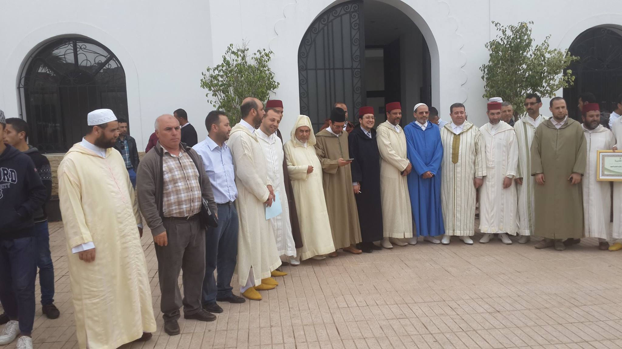 مؤسسة القاضي عياض تتوج بالمرتبة الأولى في المسابقة الكبرى للتعليم العتيق بإقليم العرائش
