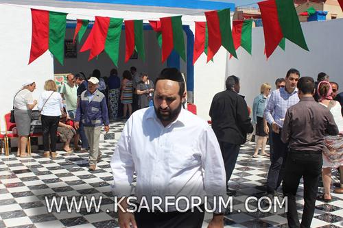 """هذا رد اليهود على فكرة تغيير اسم """" سيدي بلعباس """" لانه ضريح يهودي !!"""