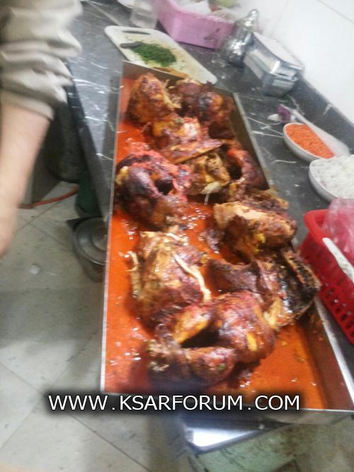 حجز دجاج فاسد كان موجه للاستهلاك بأحد مطاعم المدينة