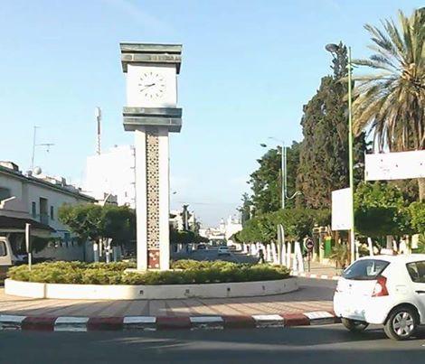 ساعة مدار مولاي علي بوغالب