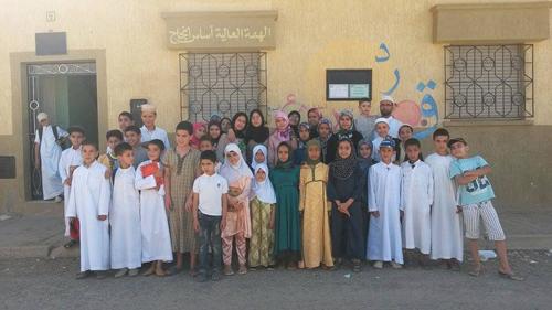 جمعية المبادرة تختتم إقصائيات المسابقة السابعة في تجويد القرآن الكريم