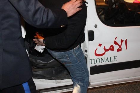 شرطة العرائش تعتقل قاصرين بسبب جريمة قتل