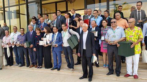 جمعية فضاء حي الأندلس تتوج بجائزة الحسن الثاني للبيئة