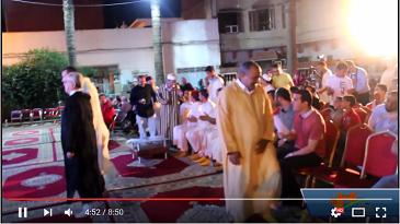 الحفل الختامي لمهرجان القرآن