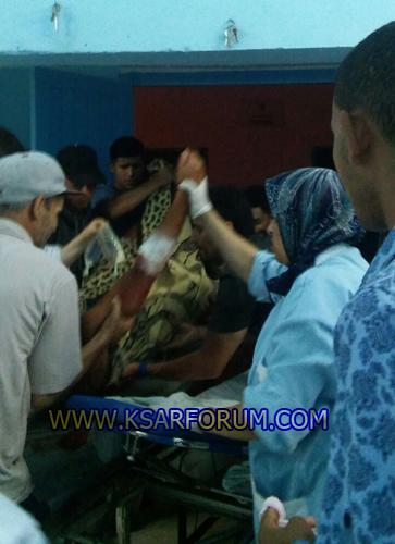 نقل شاب في حالة خطيرة إلى طنجة بعد تعرضه لاعتداء بحي السلالين