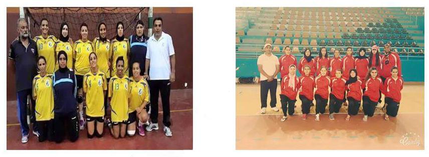 كرة اليد إناث: مواجهة نارية بين النادي القصري و الحي المحمدي