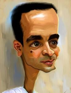 خالد الشرادي : رسام الكرتون المغربي هو حالة موجودة ومؤجلة…