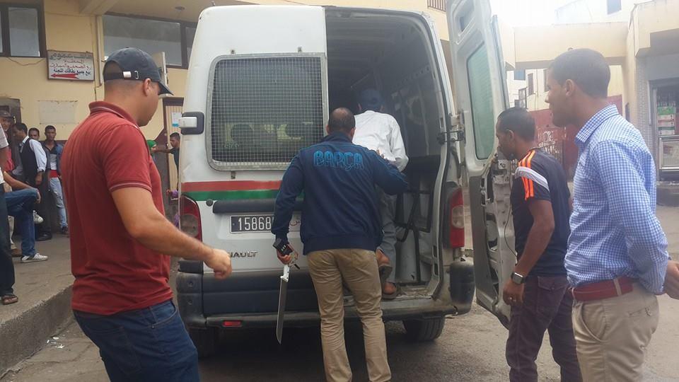 عاجل :  توقيف أحد أفراد عصابة الزاندة بمشاركة عشرين رجل أمن