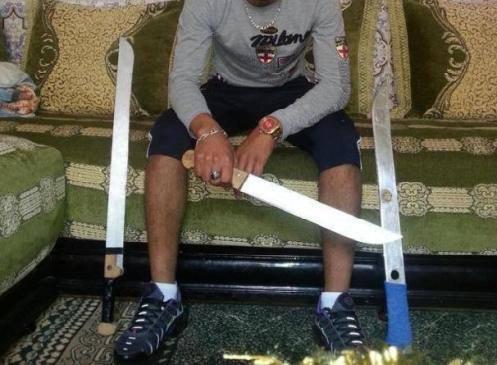 شارع 20 غشت : لص يسرق طفلة تحت التهديد بالسلاح الأبيض