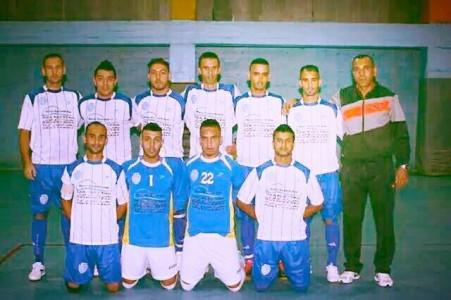 كرة القدم المصغرة : لوكوس القصر الكبير يستقبل مستشفى تطوان